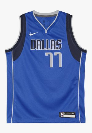 NBA DONCIC LUKA DALLAS MAVERICKS BOYS ICON SWINGMAN  - Toppe - game royal