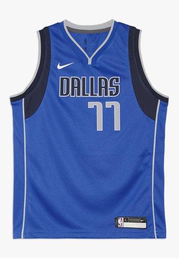 NBA DONCIC LUKA DALLAS MAVERICKS BOYS ICON SWINGMAN  - Club wear - game royal