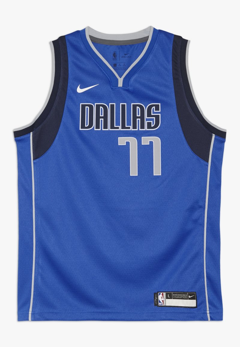Nike Performance - NBA DONCIC LUKA DALLAS MAVERICKS BOYS ICON SWINGMAN  - Top - game royal