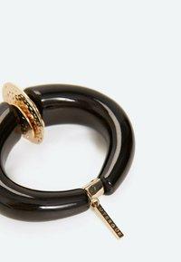 Uterqüe - Bracelet - black - 5