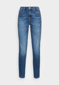 Marc O'Polo DENIM - FREJA - Relaxed fit jeans - stone melange - 3