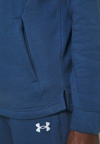 Under Armour - ROCK HOODIE - Sweat à capuche - blue - 5