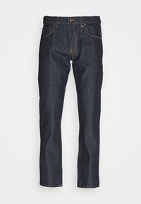 Nudie Jeans - GRITTY JACKSON - Straight leg -farkut - dark blue denim - 3