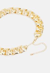 Pieces - PCSOLVEJ NECKLACE - Smykke - gold-coloured - 1