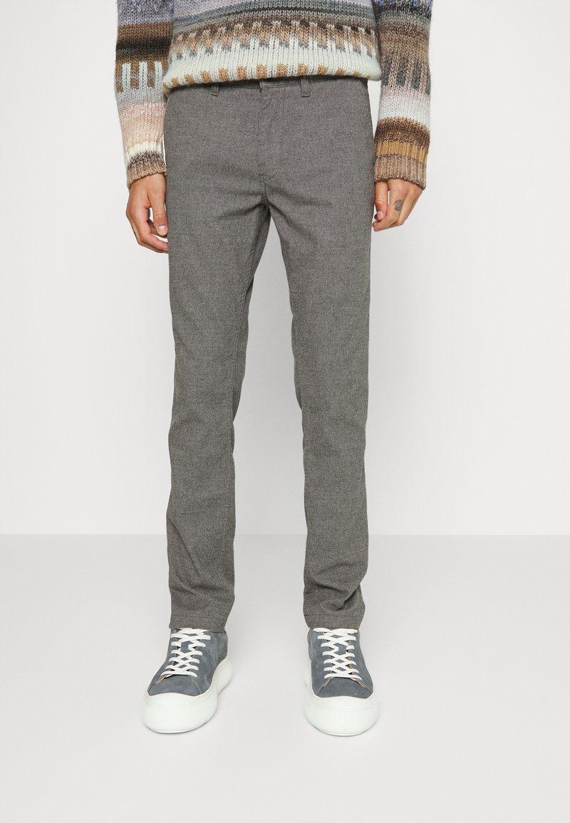 NN07 - MARCO - Trousers - grey