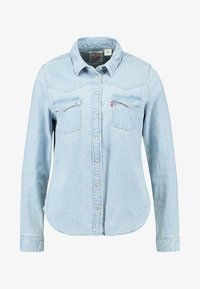 Levi's® - ULTIMATE WESTERN - Button-down blouse - radio starr - 4