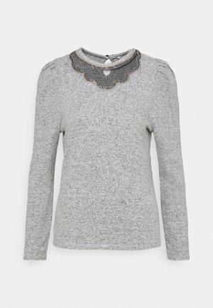 LOLINE - Jumper - gris chine