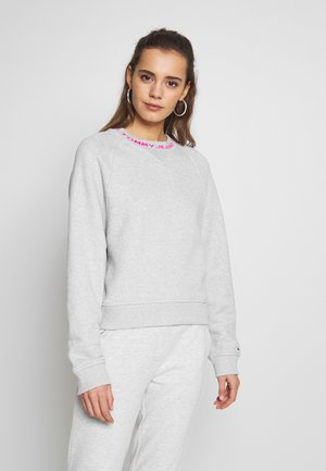 Sweatshirt - pale grey
