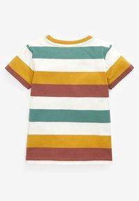 Next - 3 PACK  - T-shirt print - multi-coloured - 2