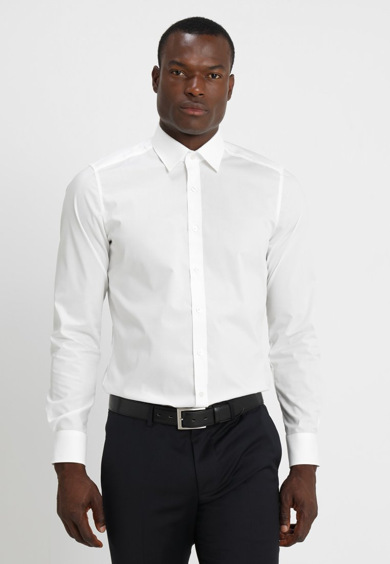 OLYMP Level Five - OLYMP LEVEL 5 BODY FIT - Formal shirt - offwhite