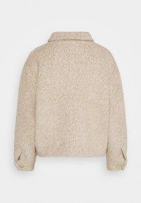 Cream - CARLA  - Summer jacket - sesame melange - 1