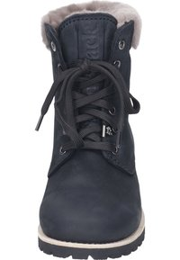 Panama Jack - Lace-up ankle boots - black - 4