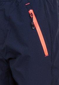 Whistler - TIKKA W  - Tracksuit bottoms - 2048 navy blazer - 1