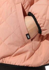 Vans - Winter jacket - rose dawn - 1
