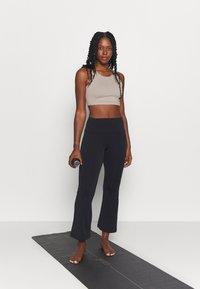 Even&Odd active - Pantalones deportivos - black - 1