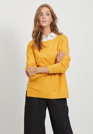 Jumper - mineral yellow