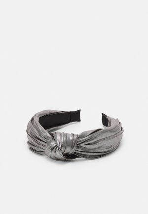 WIN METALLIC KNOT - Hair styling accessory - silver-coloured
