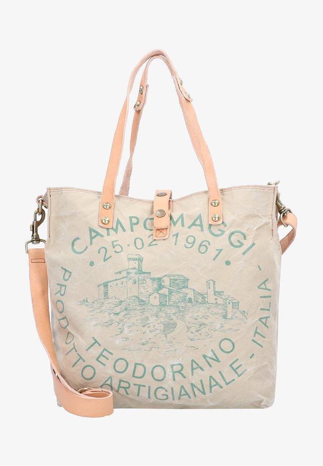 Handbag - beige felce