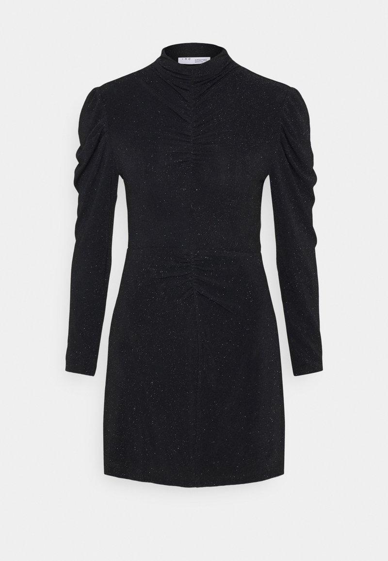 Iro - HASTI - Korte jurk - black