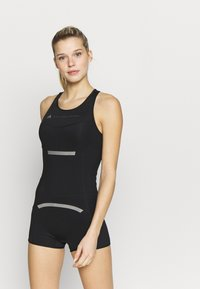 adidas by Stella McCartney - SHO ONE - Treningsdress - black - 0