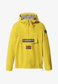 Napapijri - RAINFOREST SUMMER - Windbreaker - yellow moss - 6