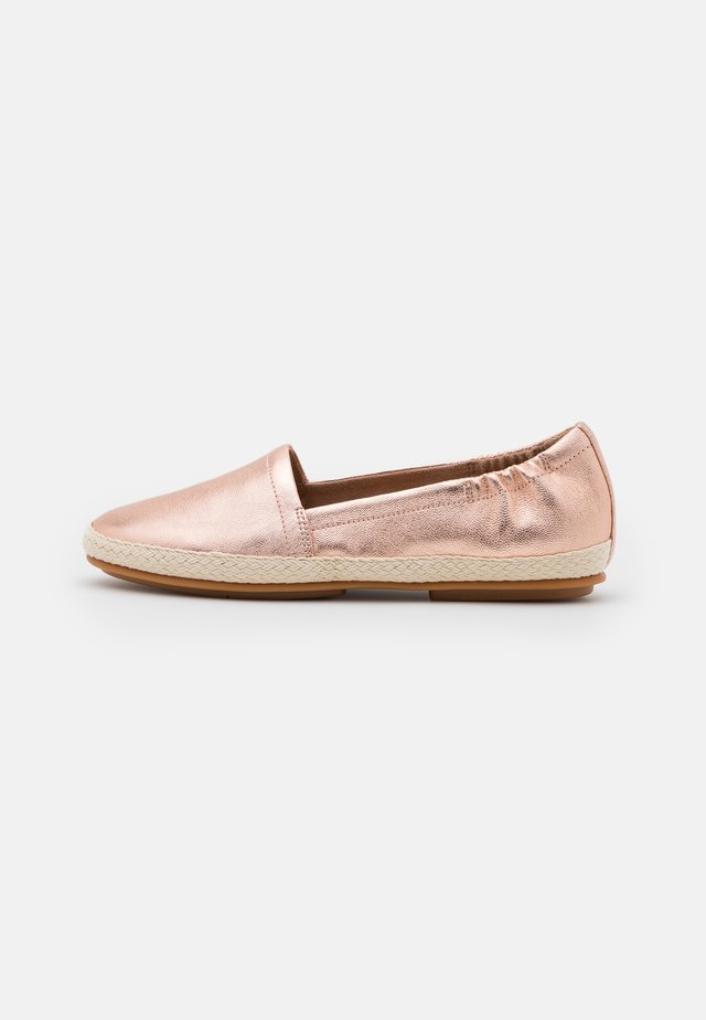 SIREN  - Espadrillas - rose gold