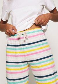 Marks & Spencer London - DEAL STRIPE - Pyjama bottoms - multi - 3
