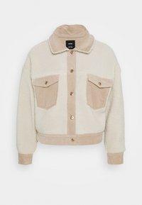 Cotton On - TRUCKER - Light jacket - natural - 4