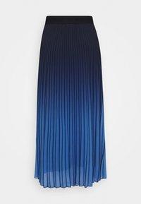Desigual - FAL DARWIN - Maxi skirt - estate blue - 0
