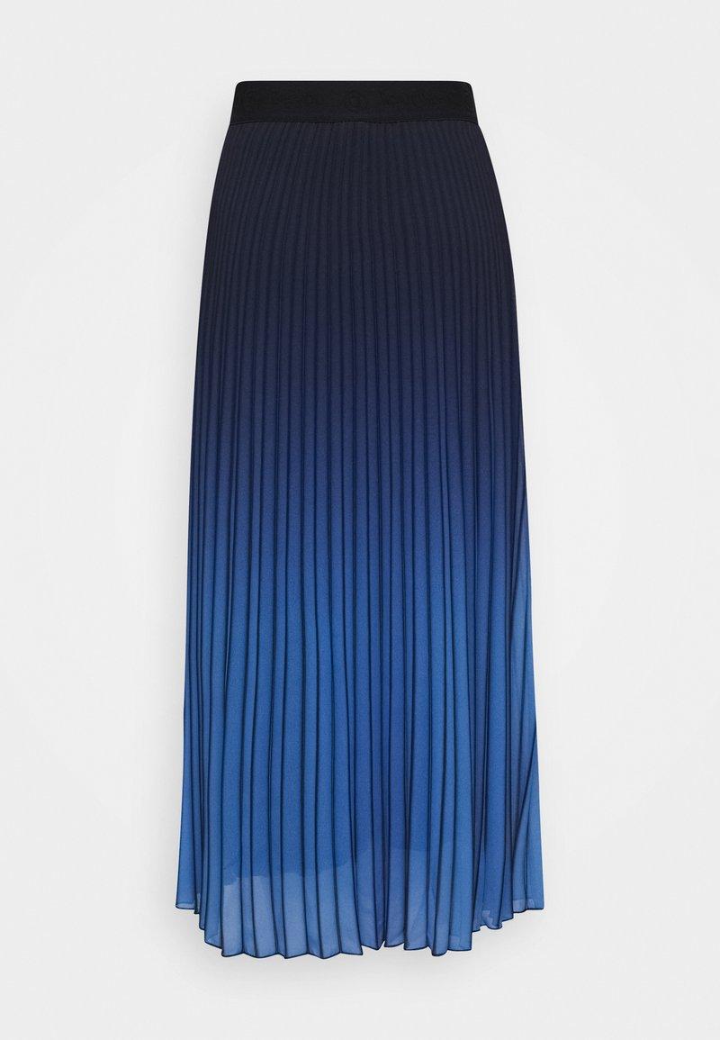 Desigual - FAL DARWIN - Maxi skirt - estate blue
