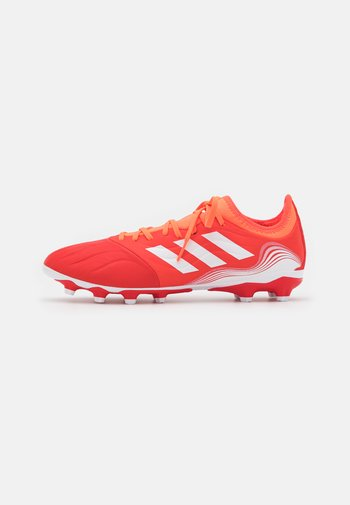 COPA SENSE.3 MG - Moulded stud football boots - red/footwear white/solar red