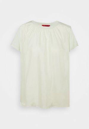 CLINICA - T-shirt basic - green