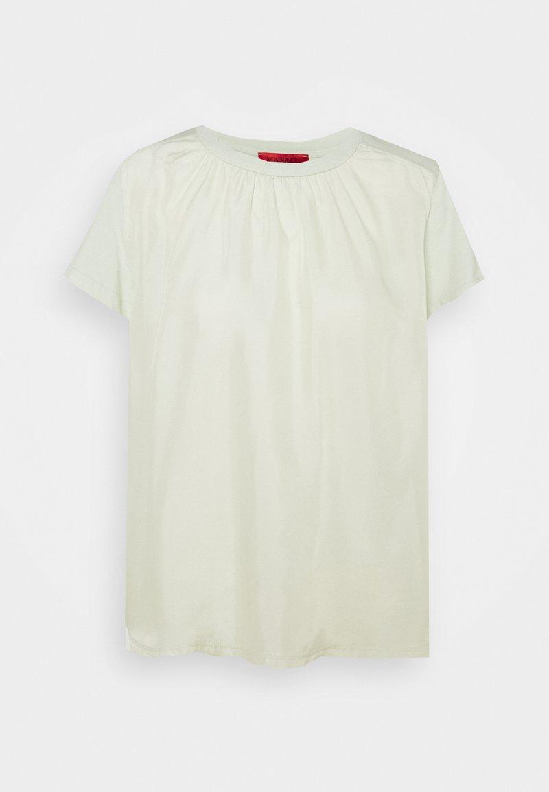 MAX&Co. - CLINICA - T-shirt basic - green