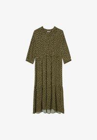 Marc O'Polo DENIM - Maxi dress - multi/burnished logs - 5