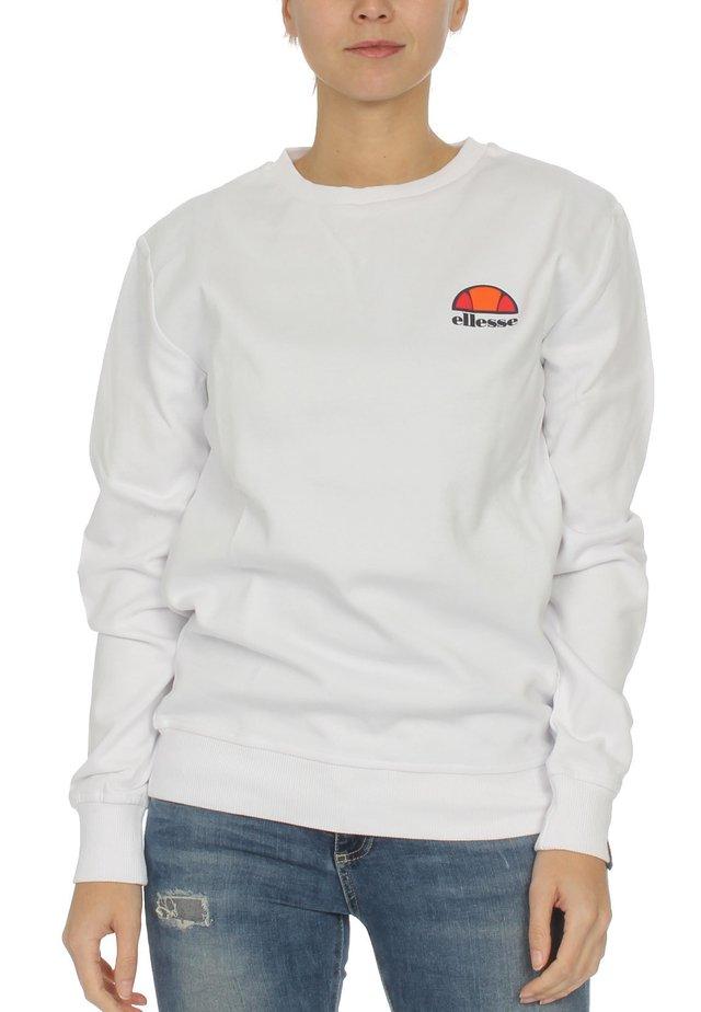 ASHBURTON  - Sweatshirt - weiß