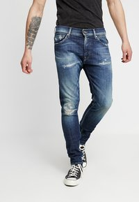 Replay - JONDRILL - Slim fit jeans - medium blue - 0