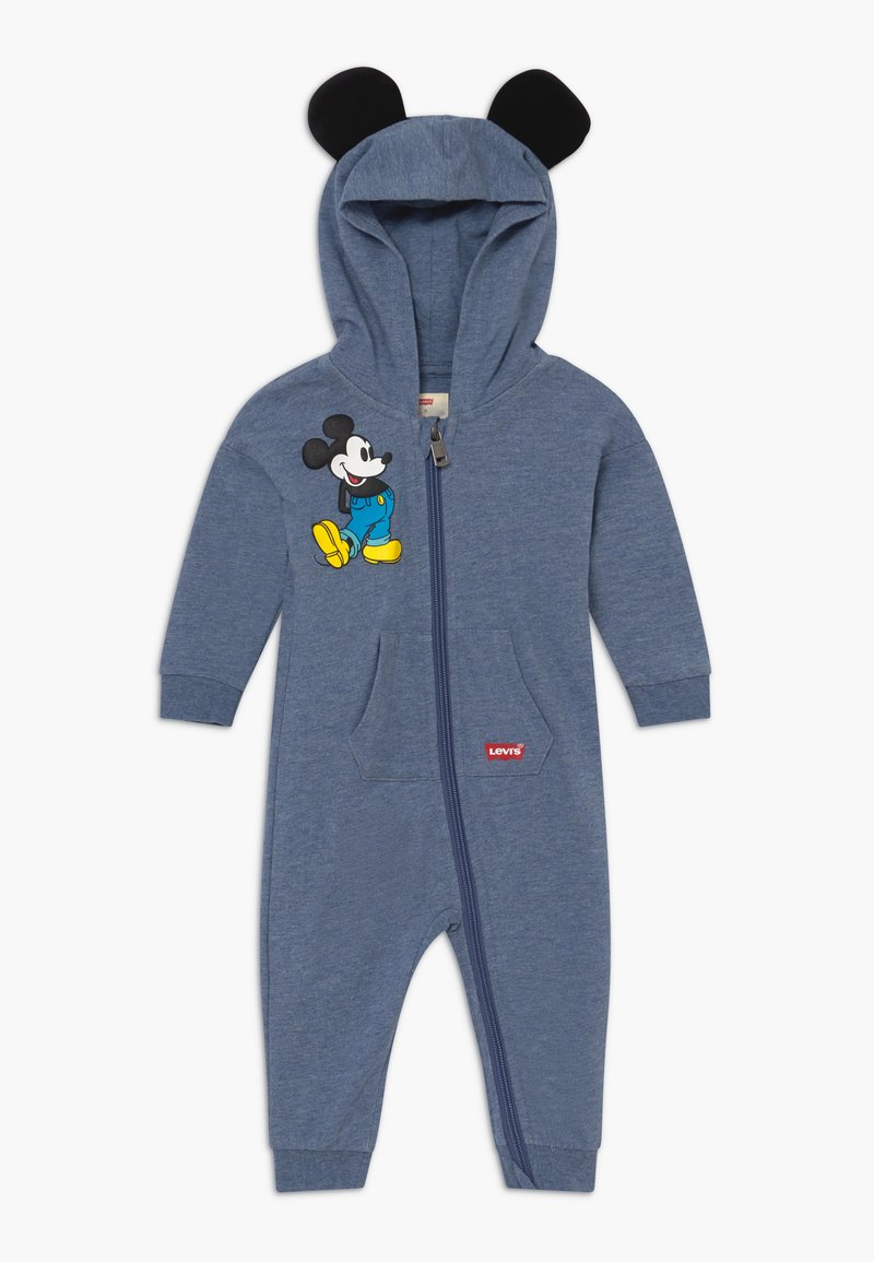 Levi's® - PLAY ALL DAY DISNEY MICKEY MOUSE BABY - Jumpsuit - navy heather