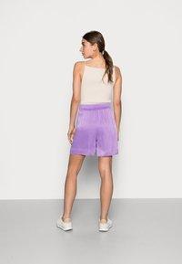 ARKET - Shorts - lilac - 2