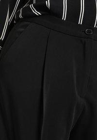 Monki - TARJA TROUSERS - Trousers - black - 5