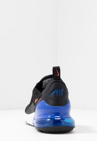 Nike Sportswear - AIR MAX 270 ESS - Trainers - black/chile red/hyper royal/white - 3