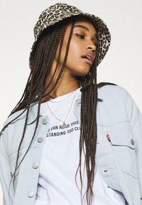 Even&Odd - T-shirt con stampa - white - 3