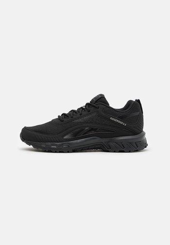 RIDGERIDER 6.0 - Zapatillas de trail running - core black/grey