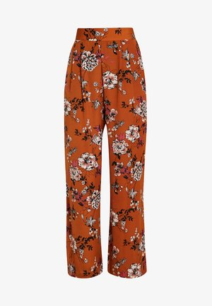 Kalhoty - mocha