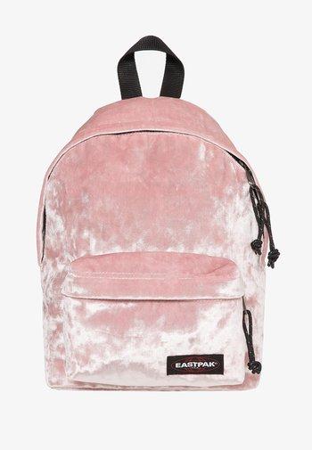 ORBIT CRUSHED - Rucksack - crushed pink
