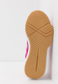 adidas Performance - FORTAGYM RUNNING SHOES - Laufschuh Neutral - real magenta/footwear white/semi coral - 5