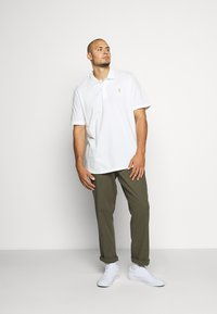 Jack & Jones - JJIMARCO JJLINEN AKM - Broek - olive night - 1