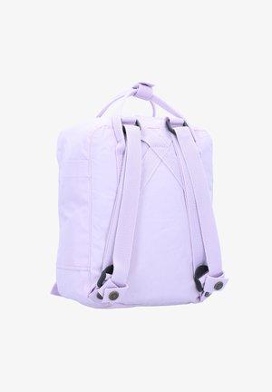MINI CITY - Rucksack - pastel lavender
