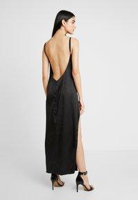LEXI - AKASA DRESS - Occasion wear - black - 3