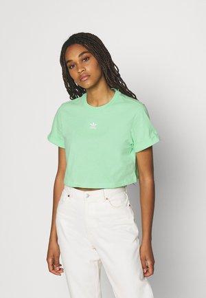 TEE - Print T-shirt - glory mint