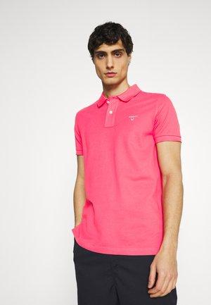 ORIGINAL SLIM RUGGER - Polo - paradise pink